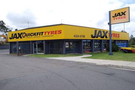 Jax Tyres, mechanical and suspension
