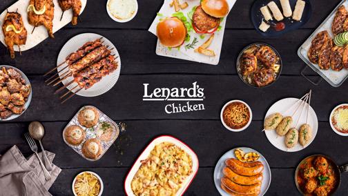 LENARD'S CHICKEN EXISTING STORE | Fresh Poultry Leaders | NIGHTCLIFF!