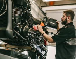 Mechanical repairs workshop - Melbourne West