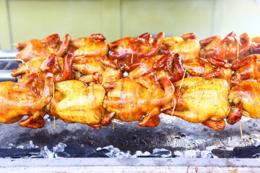 Takeaway  selling 240 BBQ chickens a week