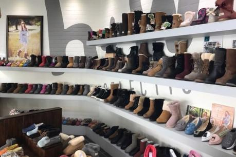Clothing Footwear - Upper North Shore