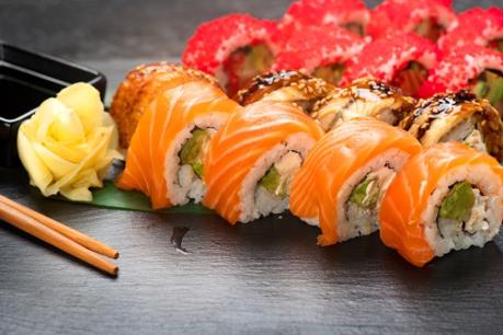 Takeaway - Sushi -  Takings $16,500 p.w. with net profit $6,000 p.w. -North West