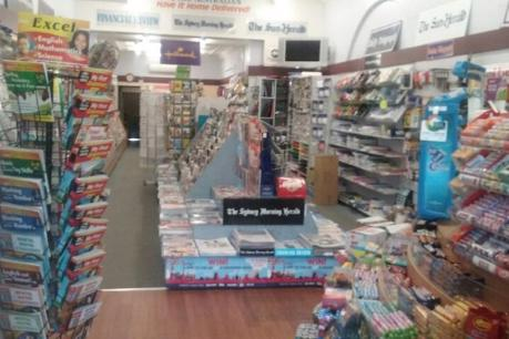 SF1452 - Newsagency NSW - Retail - Lower North Shore - Near Chatswood