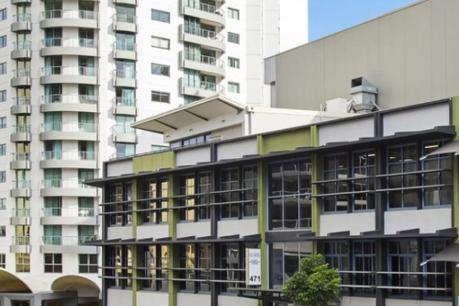 Property Real Estate - Brisbane CBD