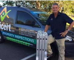 Building/Property Inspection Franchised Business - Full training provided!