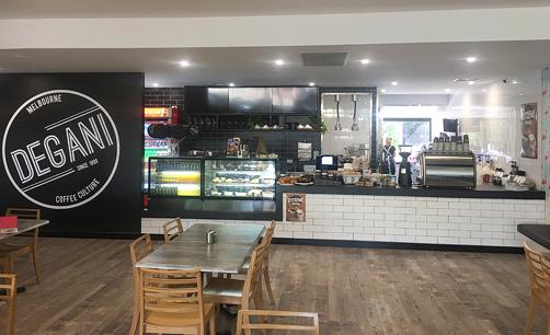 Degani, Frankston - Cafe and drive thru - Only $85k & No Royalty for 12 months