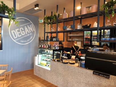 New Degani cafe for under $200k - Abbotsford - Busy 2 supermarket centre