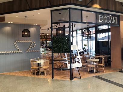 New Degani cafe at Glemore Park Shopping Centre - Ready to make you money