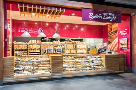 Bakery franchise opportunity, with average weekly sales in excess of $14,000
