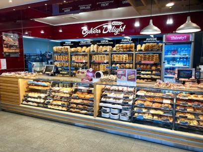 Established Franchise Bakery with Weekly Sales in Excess of $25,000