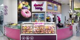 Fresh Donuts, fresh coffee, fresh start! Donut King Franchise-North Regional VIC