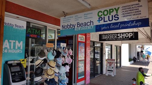 NEWSAGENCY – Nobby Beach ID#4544333  – Bargain !! Won't last long