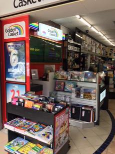 NEWSAGENCY – Brisbane CBD Fringe ID#4107573 –Great off-street Centre
