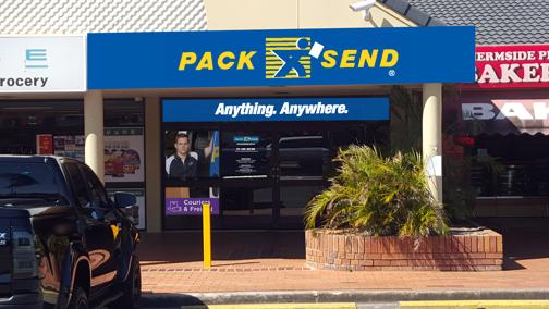 Retail + Online Courier Transport franchise business for sale in Chermside, QLD