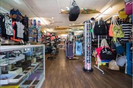 Lifestyle Retail Surf Shop