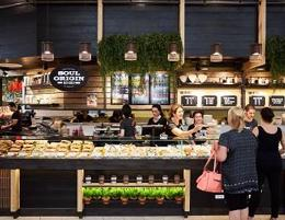 Harbour Town Adelaide, SA | Health Fresh Food & Coffee Franchise