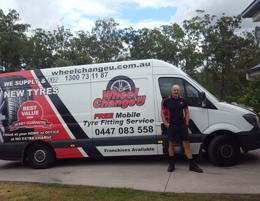 Perth Mobile Tyre Franchise Business