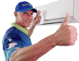 Clean Air Conditioning & Clean Up - Proven Low Cost, Low Risk System 10 + Years