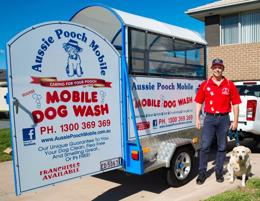 DOG LOVERS NEEDED for Australia's leading mobile dog wash and care company