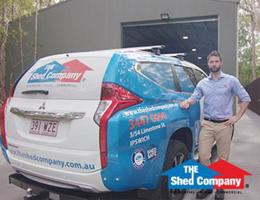THE Shed Company - Regional NSW - Profitable, Low Overheads, No Royalties