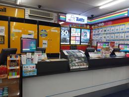 Tatts Tobacconist newsagent 6 days $1330000 PBA