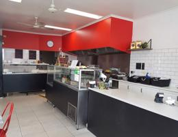 Industrial takeaway 5days $5500 takings $88000 PBA