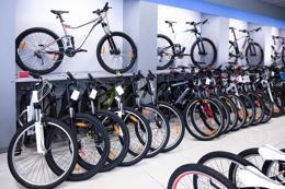 Bicycle Retail & Service Store