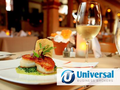 Fine Dining Restaurant with On Premises Liquor License for sale in the Sutherlan