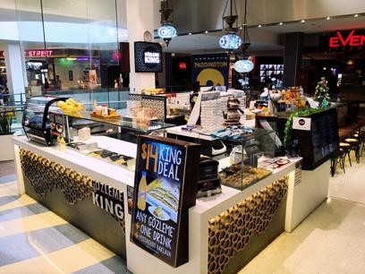 Profitable Gozleme King Franchise Macquarie Shopping Centre For Sale $315k