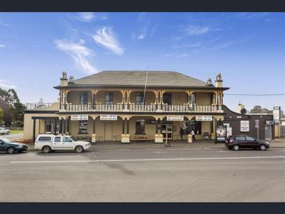 Rare Opportunity Tasmanian Hotel No In Going in a One Pub Large Town