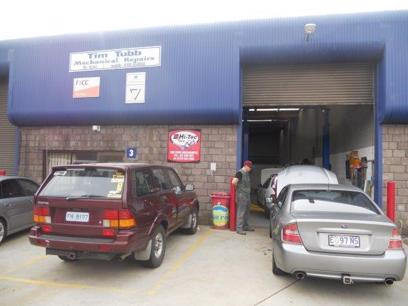 Long Established Well Known Highly Respected Launceston Mechanical Workshop $98,
