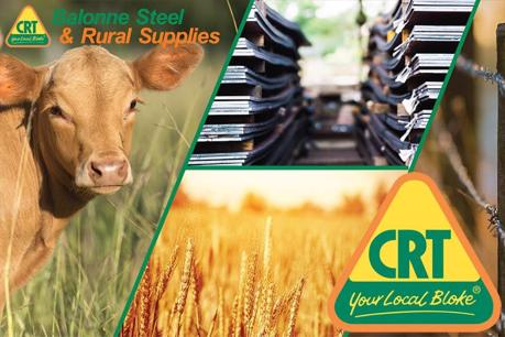 CRT Rural Supplies & Steel. Dealership and Freehold Property (SW QLD).