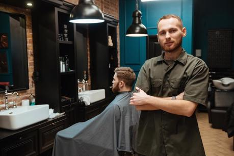 Long established Barbers Perth CBD location (PBG)
