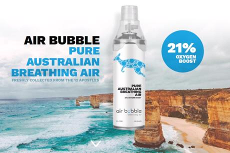 Air Bubble - unique Australian manufacturing and export business