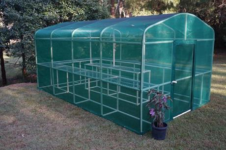 Shade and Green Houses Manufacturer, Outdoor Gardening Solutions business