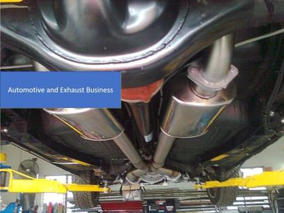 AUTOMOTIVE MECHANICAL AND EXHAUST BUSINESS SOUTH WEST SYDNEY