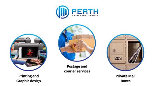 Postbox / Printing / Courier & Shipping - Established Profitable business in