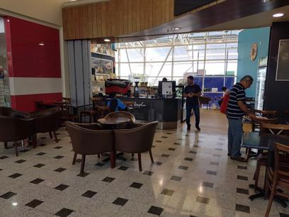 Cafe at Dandenong Plaza $865 rent $49000 PBA