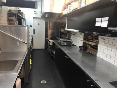 Modern Café Shop, Full commercial Kitchen Taking $15,000 per week #10059 - GBA
