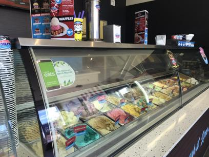 Easy management and operating Ice cream and Lollies Shop - GBA