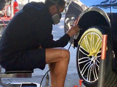 Established Wheel Repair Business - Training Provided (AM)