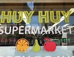 HUY HUY SUPERMARKET FOR SALE - RICHMOND  VICTORIA