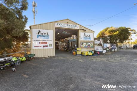 COUNTRY LINK RURAL SUPPLIES – LARA  FOR SALE