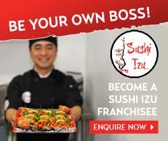 Japanese Takeaway Food | Sushi Izu - Leichhardt