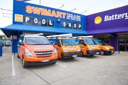 Pool Shop for sale. Swimart Lawnton QLD