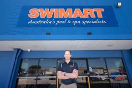Swimart, Australia's pool & spa specialist. Mobile service franchise, Sydney