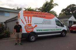 The Handy Truck: Earn up to $3K or more pw/k. Income Guarantee Available.