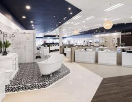 Well-positioned multi-channel bathroom supplies business in Melbourne