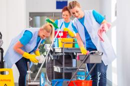 Successful, Profitable, Commercial Cleaning Business for sale for the first time