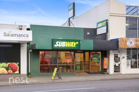 Leasehold Opportunity - Subway, Huonville